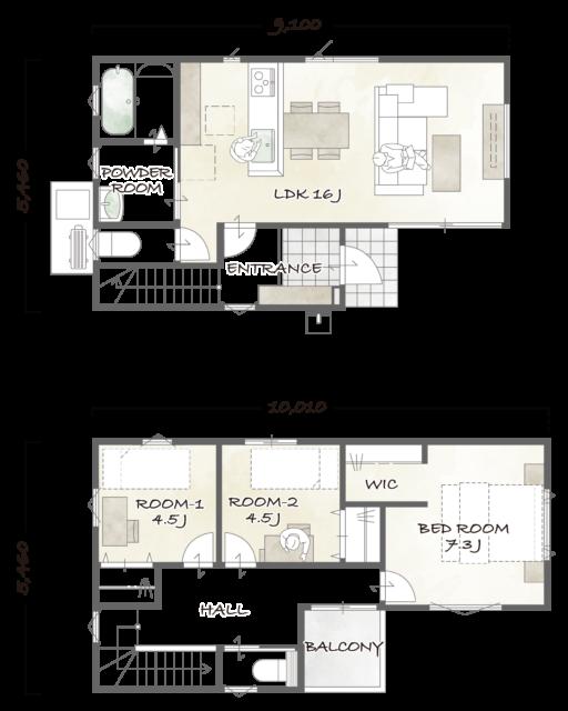 house draw